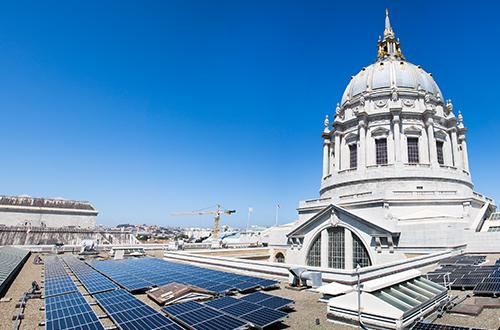 City Hall Solar Array