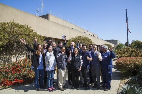 موظفين في Southeast Treatment Plant