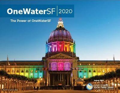 SF市政廳在OneWaterSF上-2020年封面