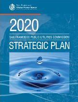 صفحة غلاف الخطة الإستراتيجية لعام 2020
