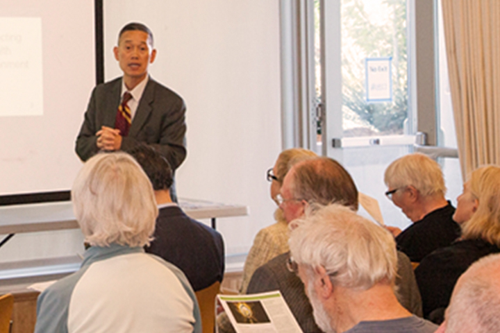 اجتماع اللجنة الاستشارية للمواطنين