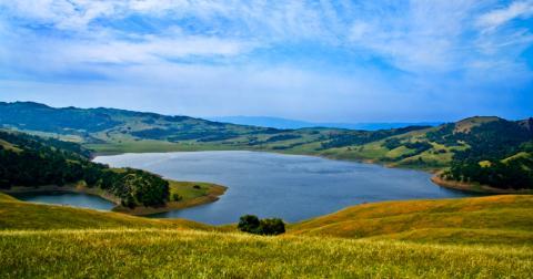 صورة مستجمعات المياه.