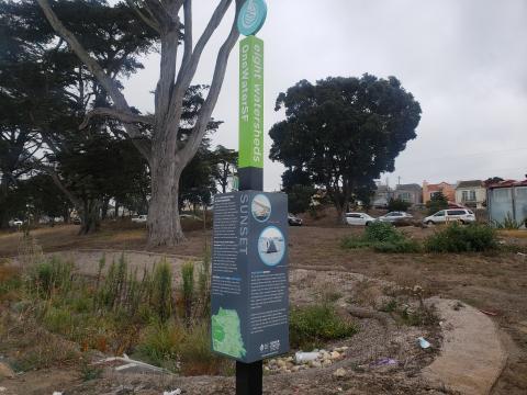 Cơ sở hạ tầng xanh Sunset Boulevard