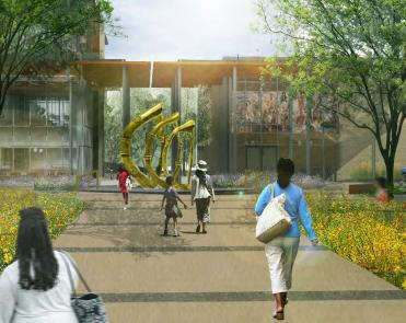 في 1550 إيفانز في سان فرانسيسكو ، بدأت SFPUC في بناء مركز المجتمع الجنوبي الشرقي المستقبلي. سيستضيف المركز مركزًا موسعًا لرعاية الأطفال ، ومساحة عمل غير ربحية ، وغرف اجتماعات مجتمعية ، وغرف كبيرة متعددة الأغراض ، وجناح Alex Pitcher Pavilion المستقل للمناسبات المجتمعية. بالإضافة إلى ذلك ، كلف SFPUC الفنانين المحليين Kenyatta AC Hinkle و Phillip Hua و Mildred Howard لإنشاء أعمال فنية للمركز.